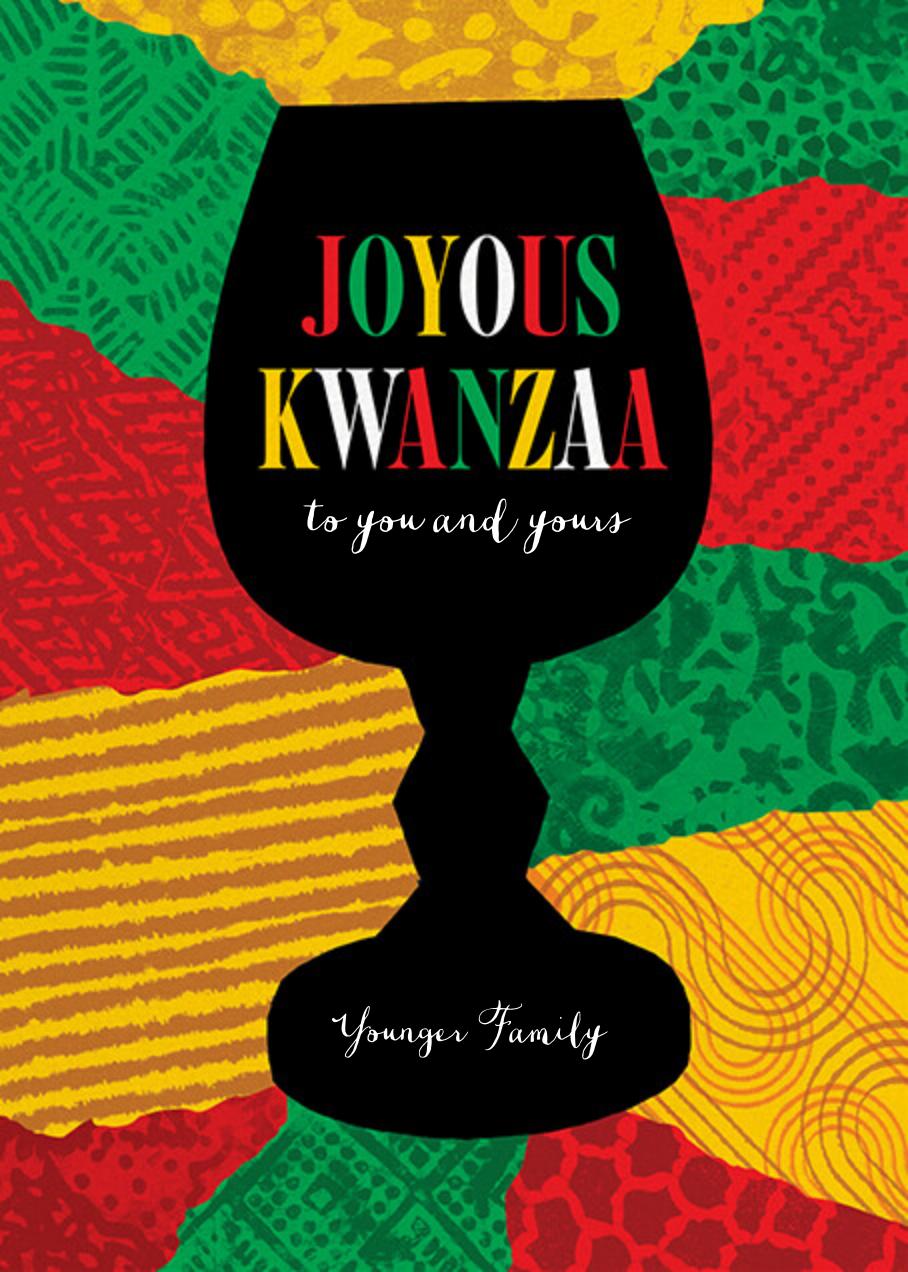 Joyous Kwanza (Greeting) - Paperless Post - Kwanzaa