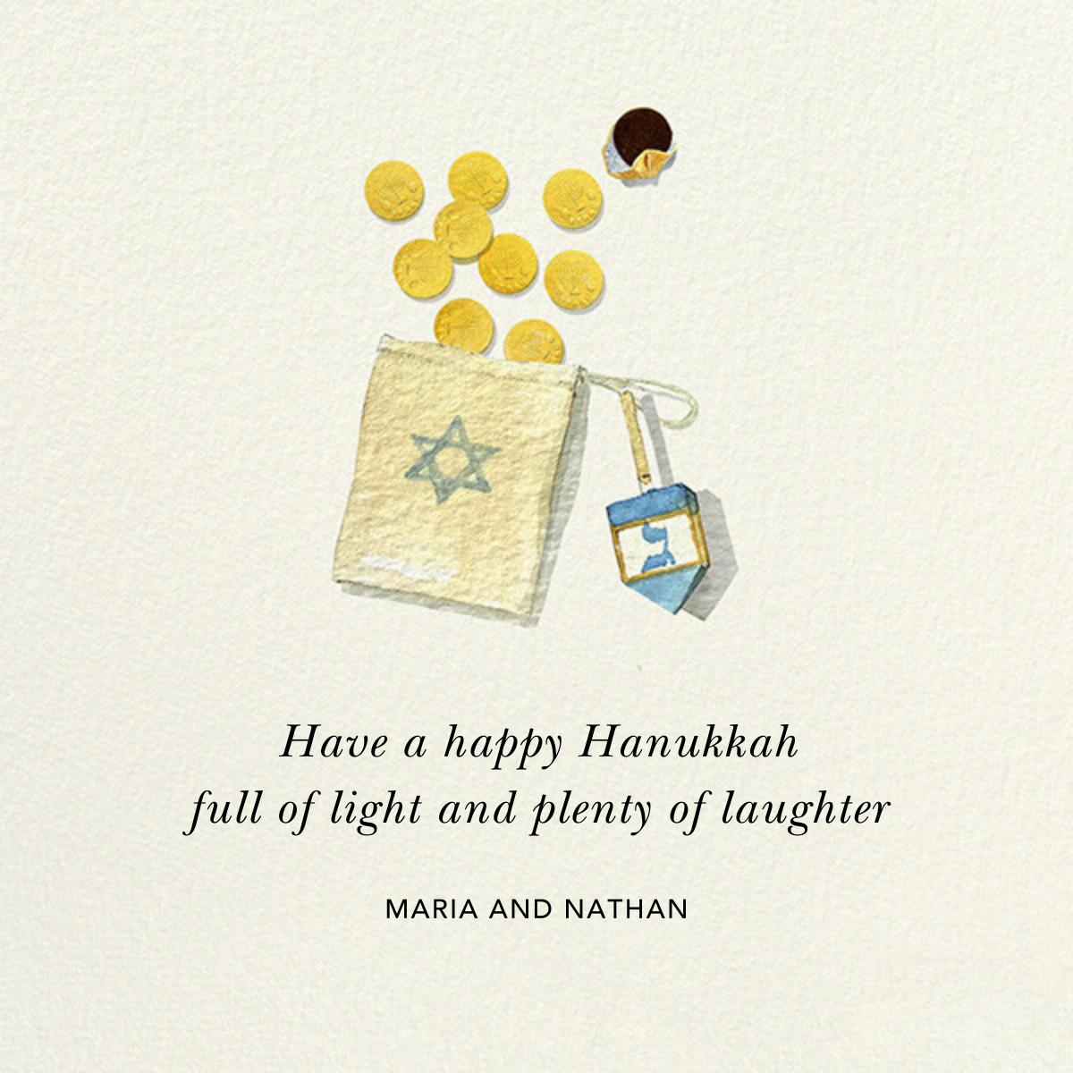 Light and Laughter - Felix Doolittle - Hanukkah