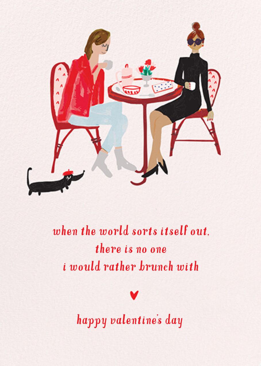Love You a Brunch - Fair/Medium - Mr. Boddington's Studio - Valentine's Day