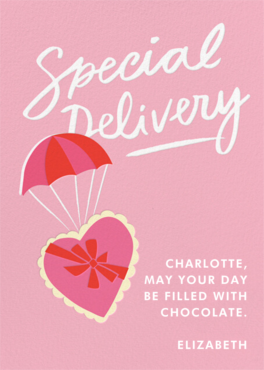 Look Up - Cheree Berry - Valentine's Day