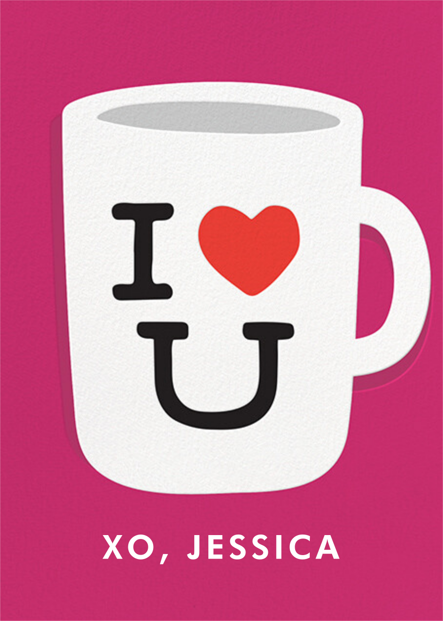 Milton's Mug - Cheree Berry - Valentine's Day