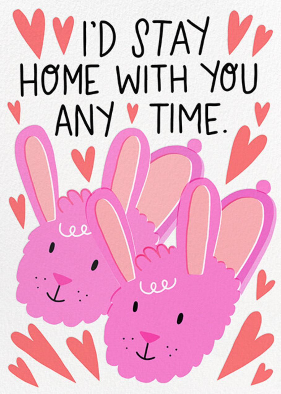 Home Bunnies - Hello!Lucky - Valentine's Day