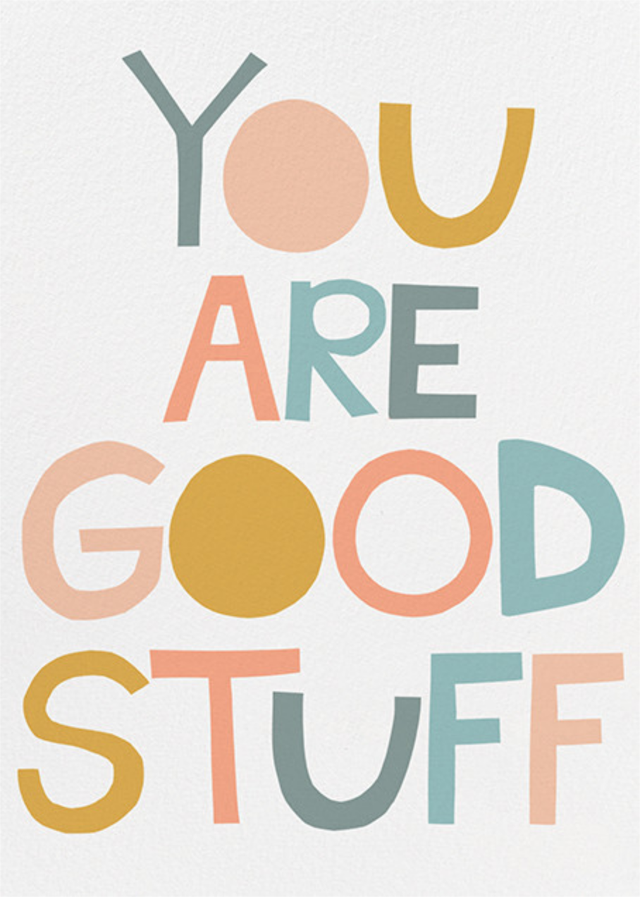 Good Stuff - Ashley G