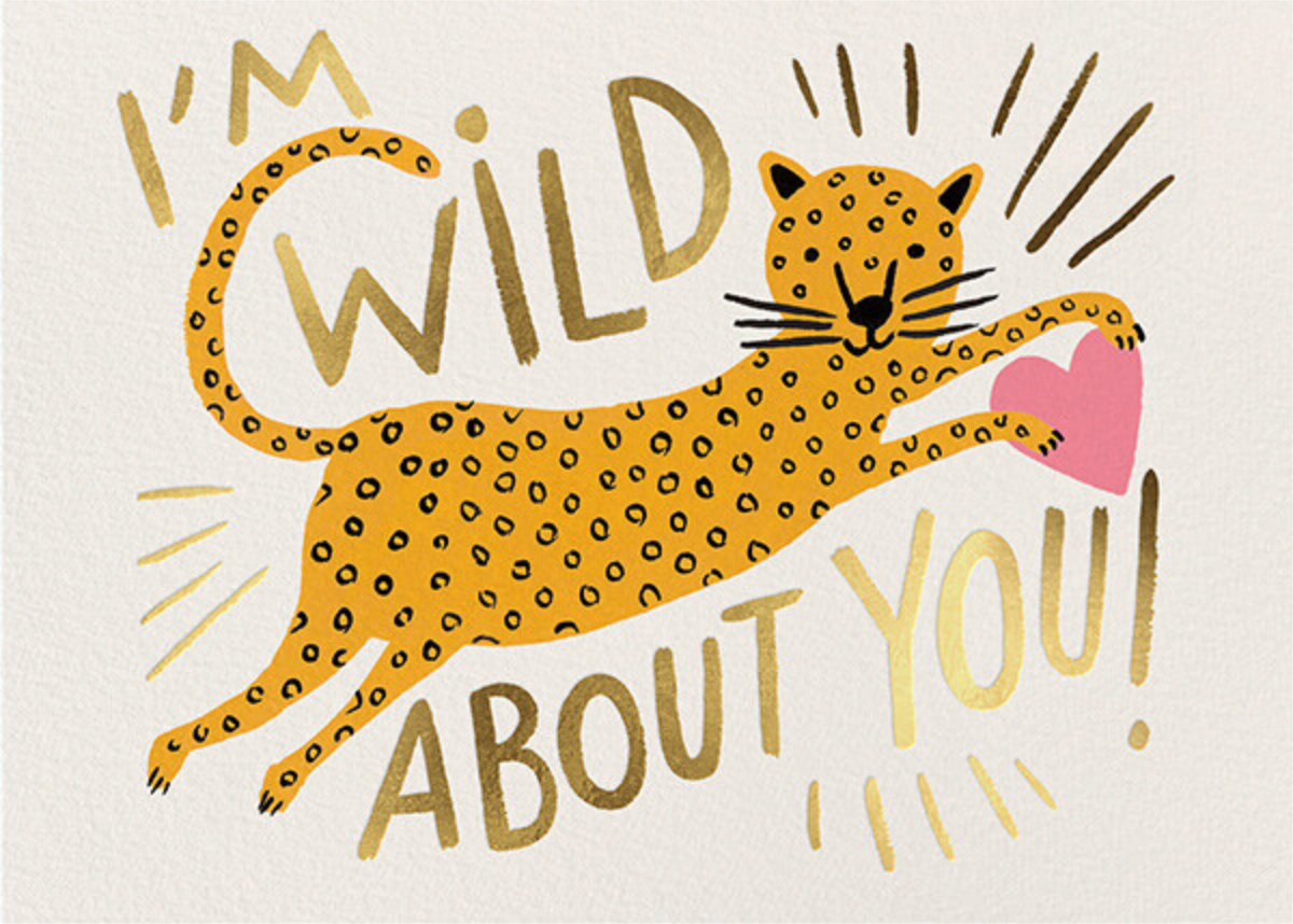 Wild About You Leopard - Rifle Paper Co.