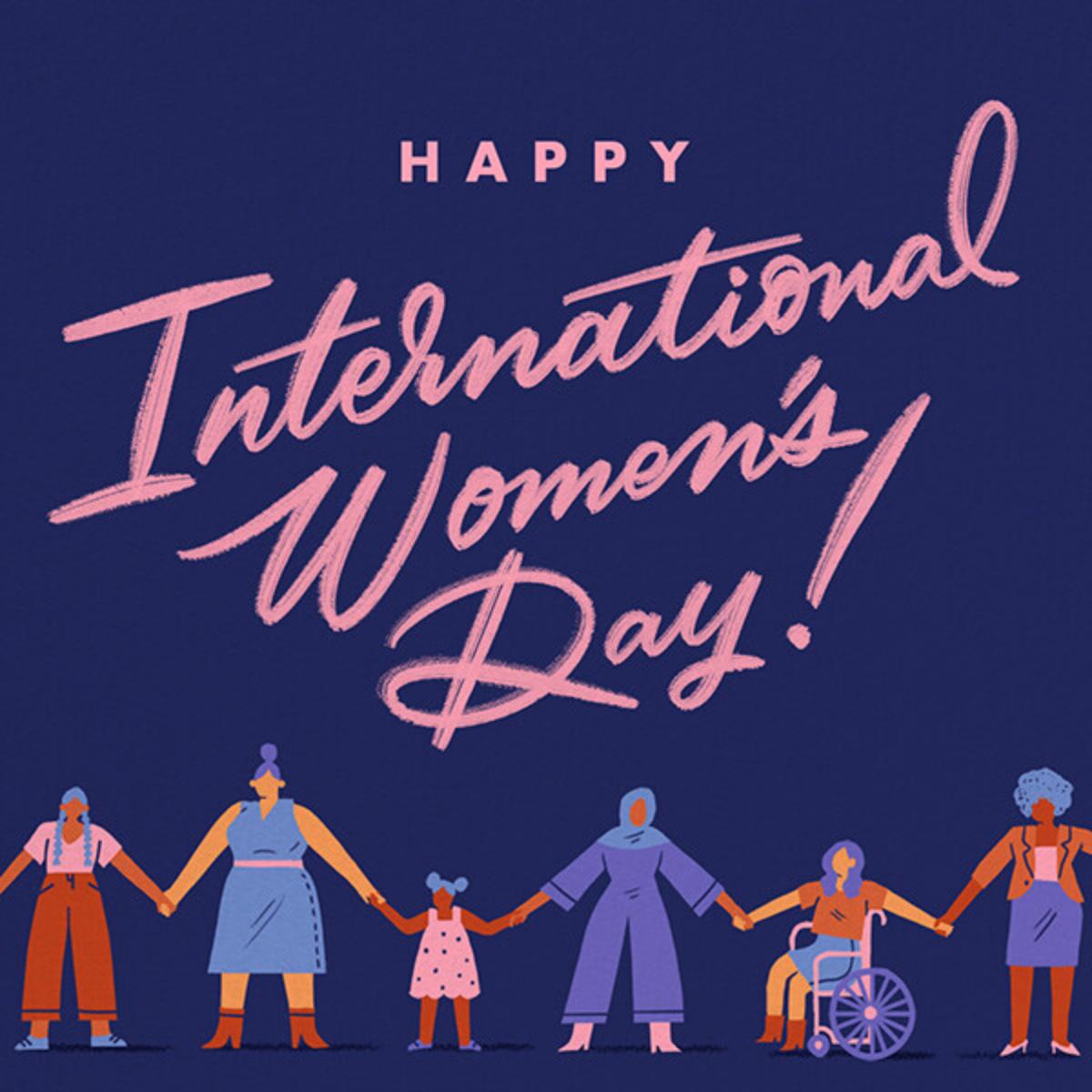 Bold Strokes - Paperless Post - International Women's Day
