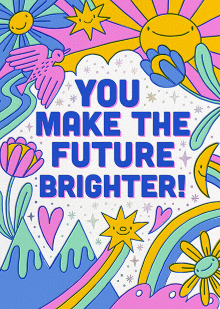 Brighter Future - Hello!Lucky - International Women's Day