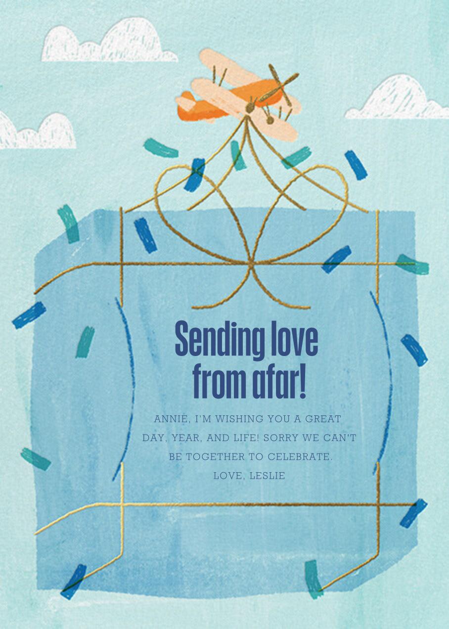 Sending Love - Paperless Post