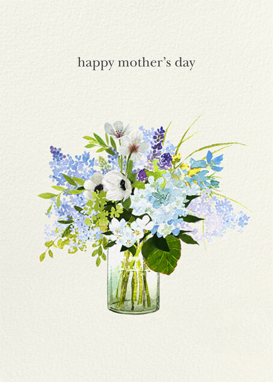 Shades of Blue - Felix Doolittle - Mother's Day