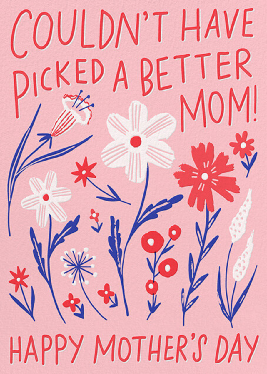 Picked a Winner - Hello!Lucky - Mother's Day