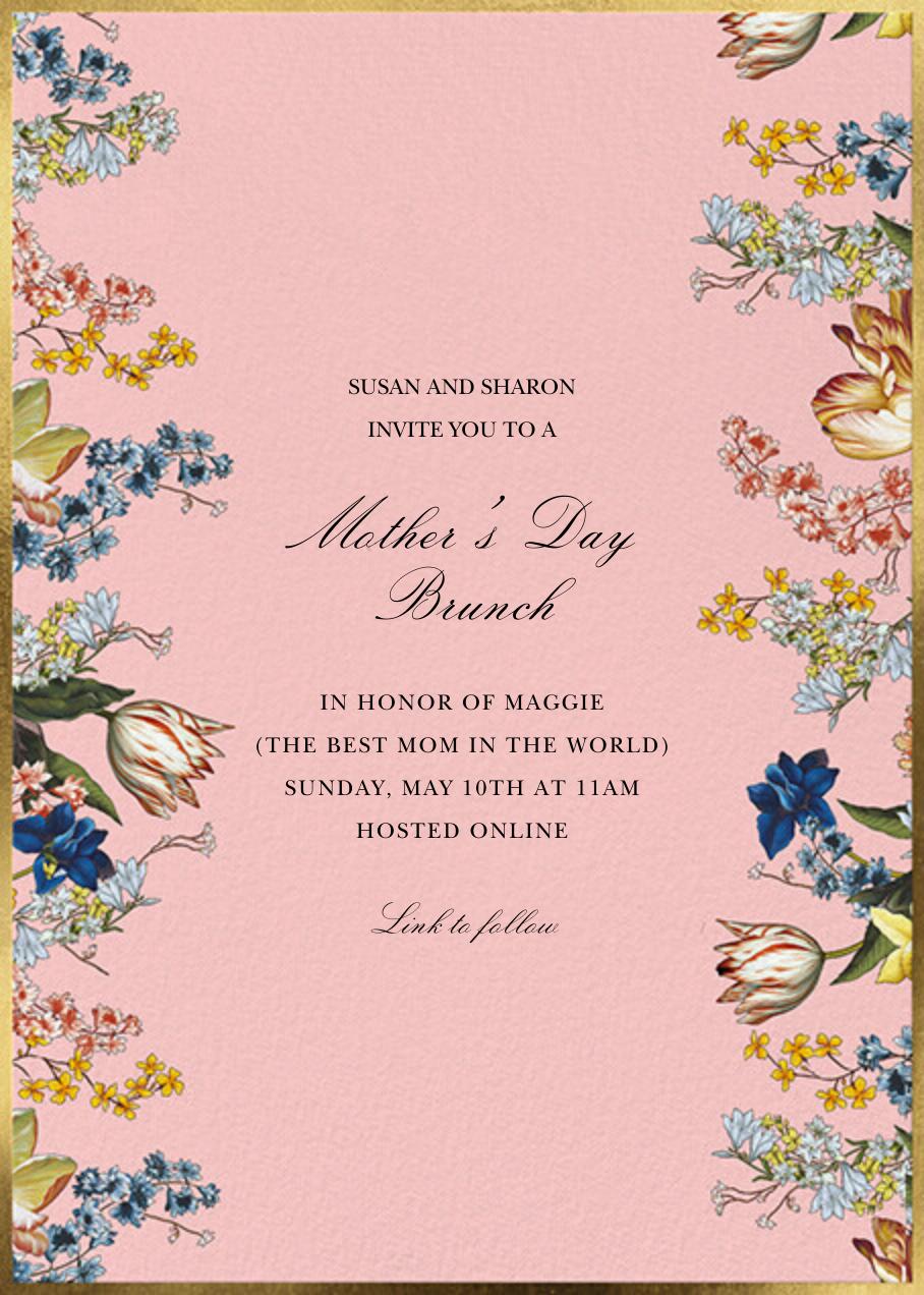 Adorned Aisle - Pavlova - Oscar de la Renta - Mother's Day