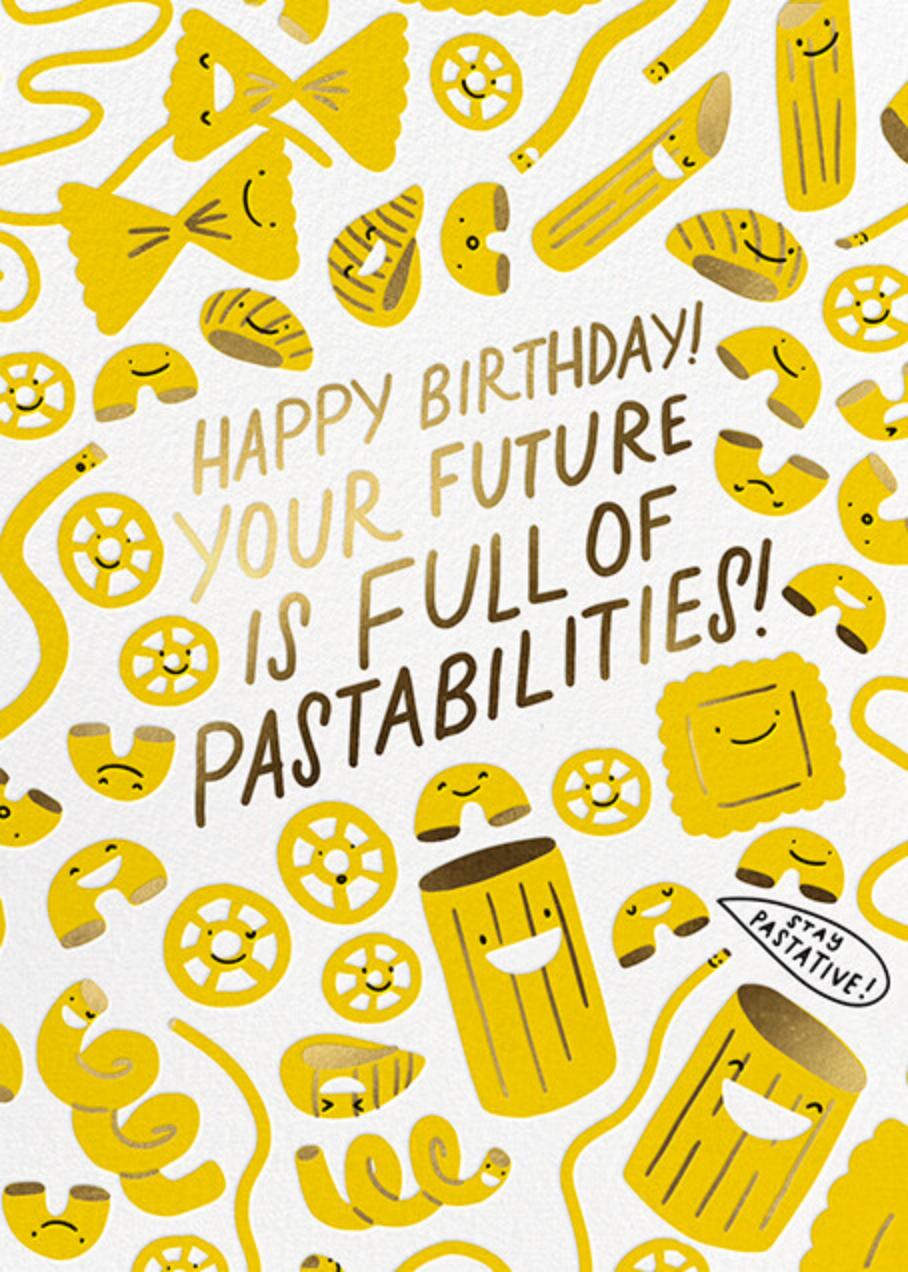 Oodles - Hello!Lucky - Birthday
