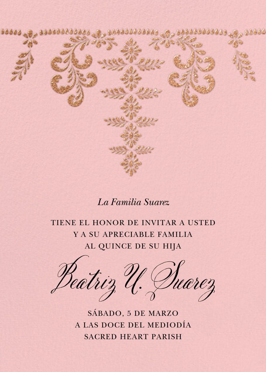 Ornate Occasion - Pavlova - Paperless Post