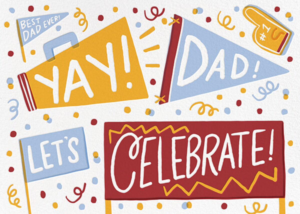 Celebrate Dad - Hello!Lucky
