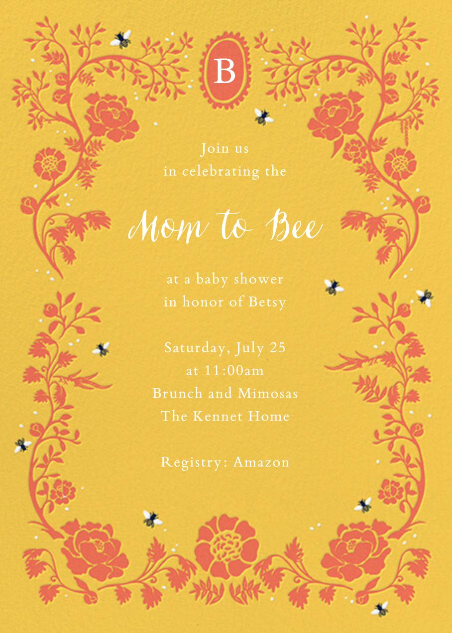 Bee Grand - Cheree Berry Paper & Design