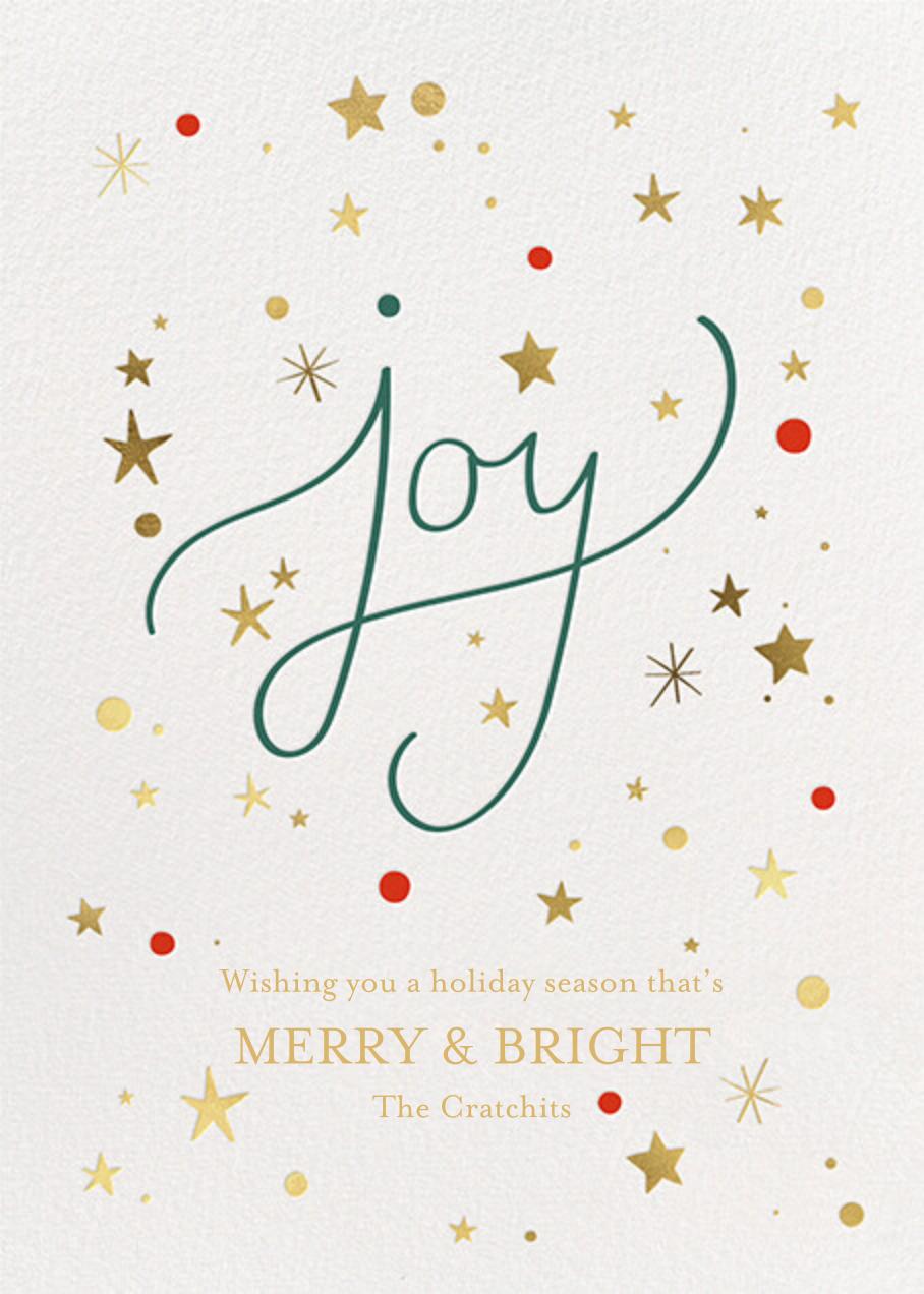 Bright Joy - Little Cube