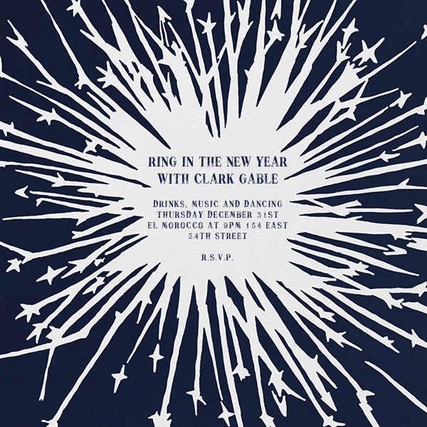 Pop - Navy - Paperless Post - New Year's Eve - card back