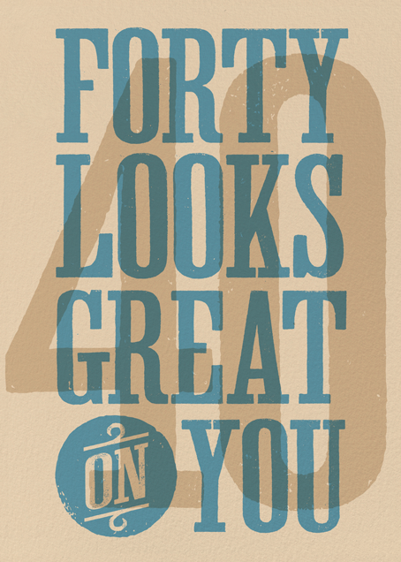 40 Looks Great On You - Paperless Post