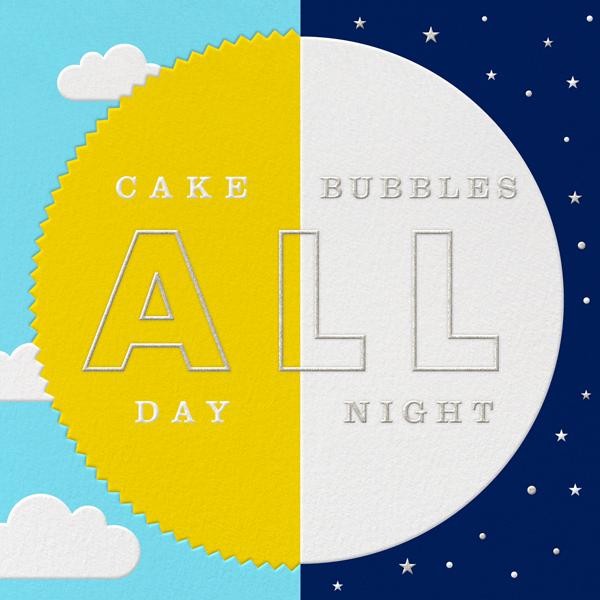 Sol y Luna - Paperless Post - Birthday