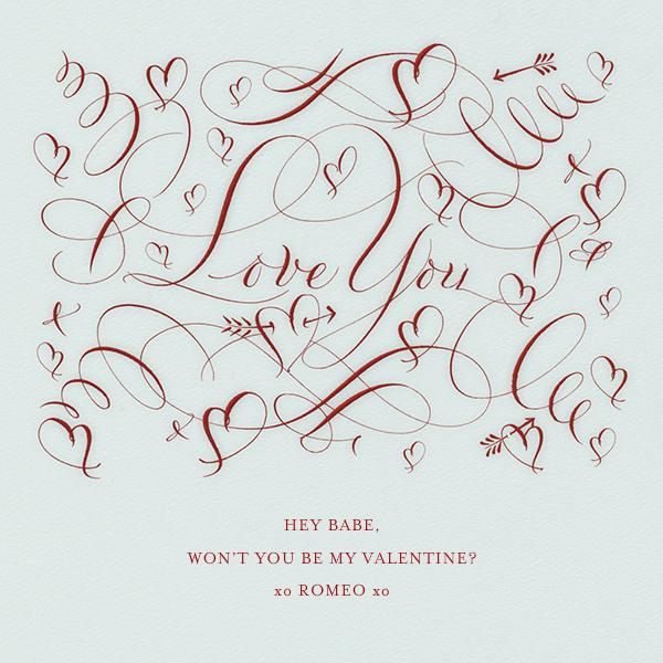 Love You - Eucalyptus - Bernard Maisner