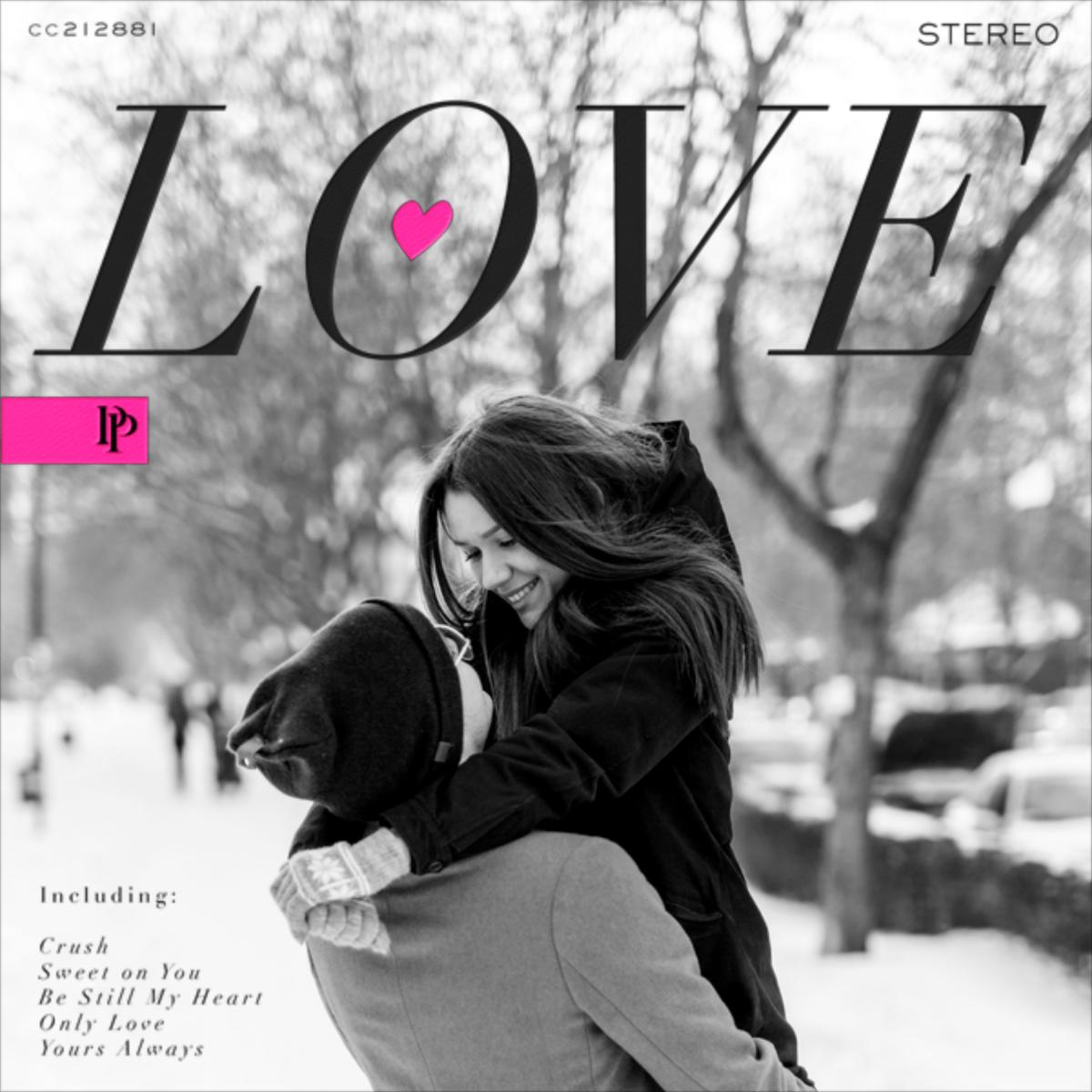 Love Album - Black - Paperless Post - null