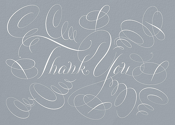 Thank You - Pacific - Bernard Maisner - Thank you