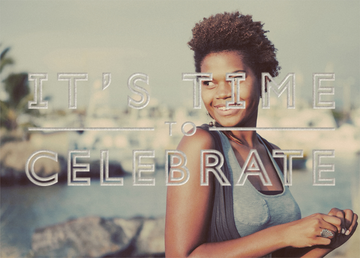It's Time To Celebrate - Silver - Paperless Post - Graduation party