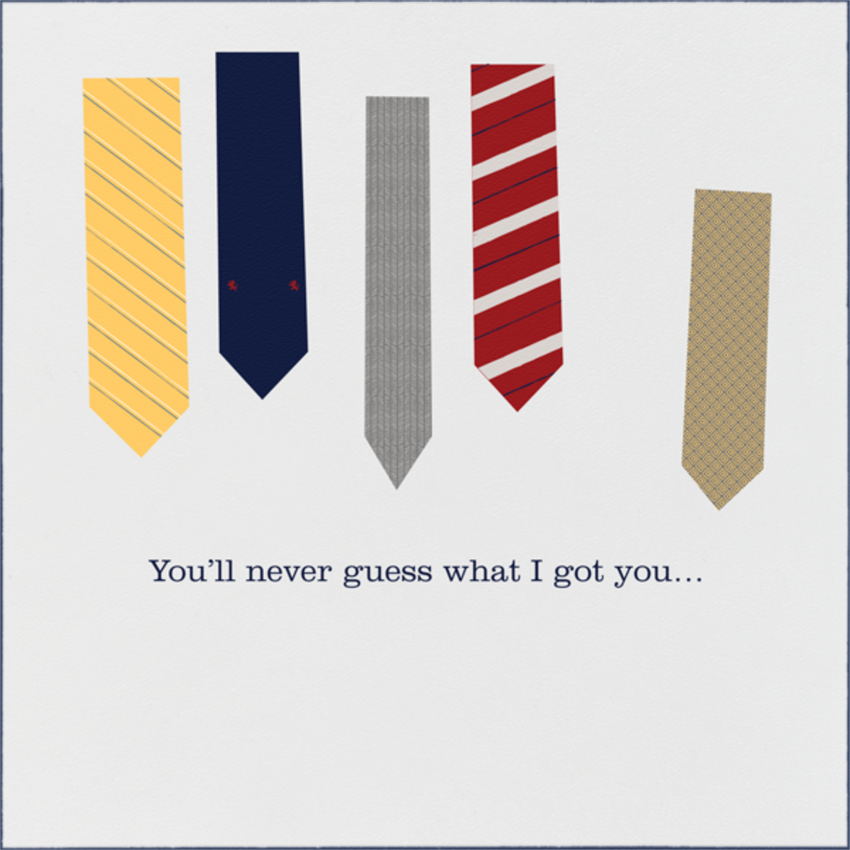 Ties - Paperless Post - Father's Day