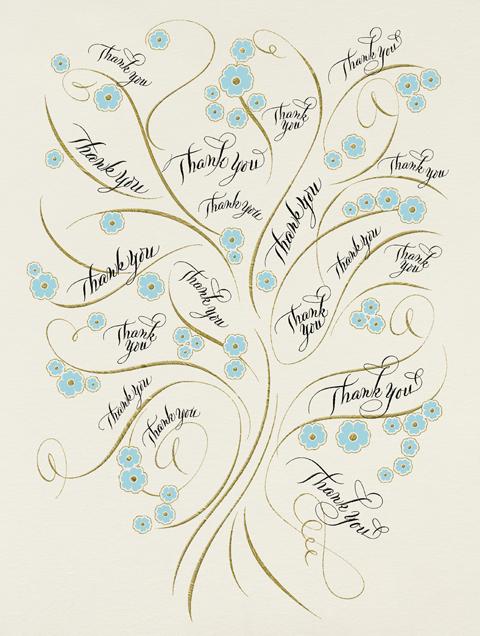 Thank You Tree - Bernard Maisner