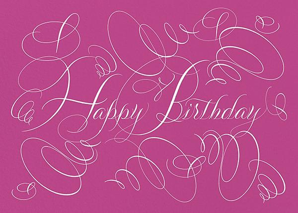 Happy Birthday - Barbie - Bernard Maisner