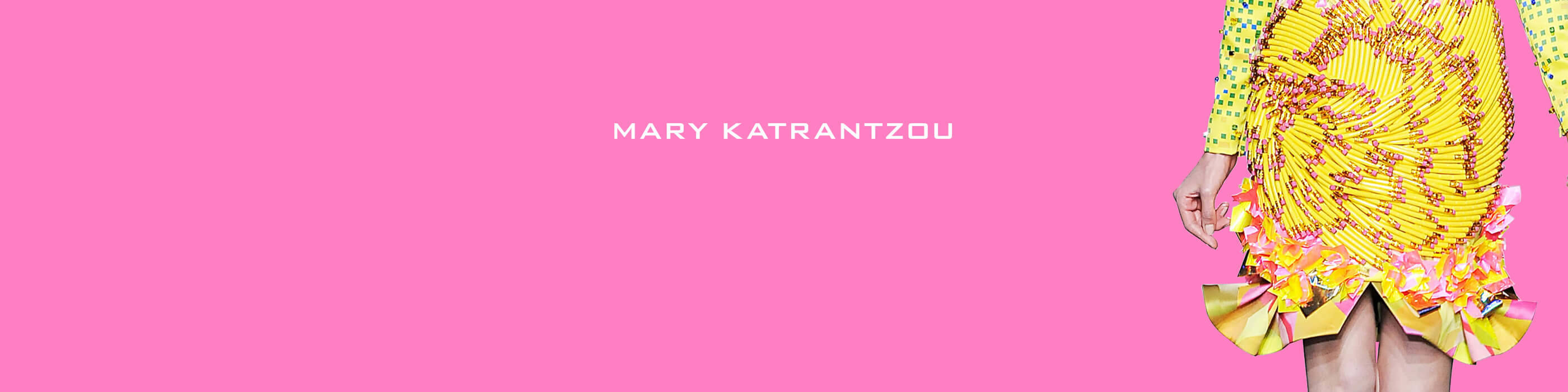 Mary Katrantzou for Paperless Post