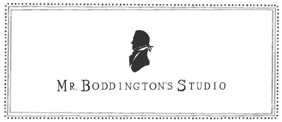 Mr. Boddington's Studio