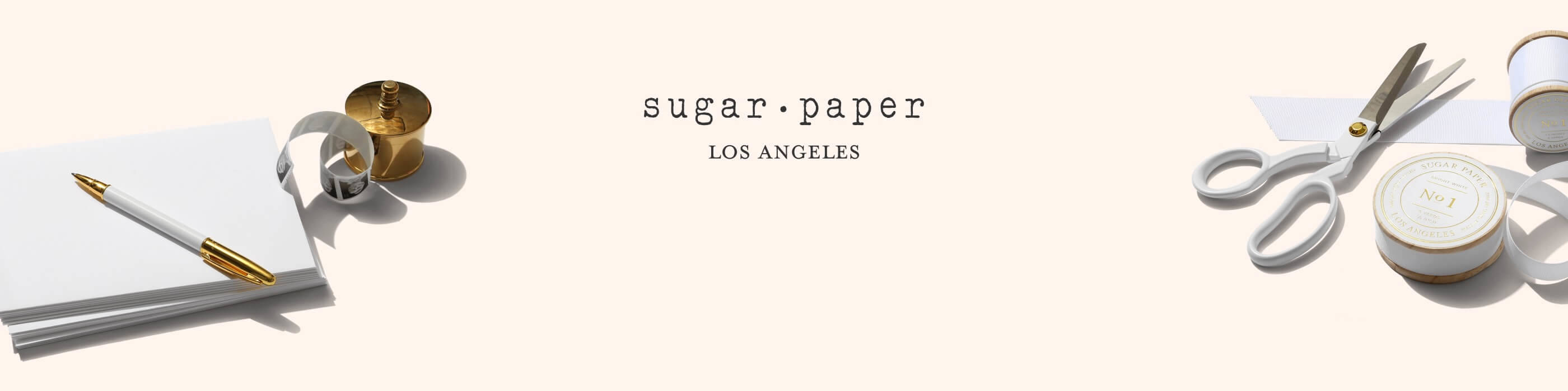Sugar Paper for Paperless Post