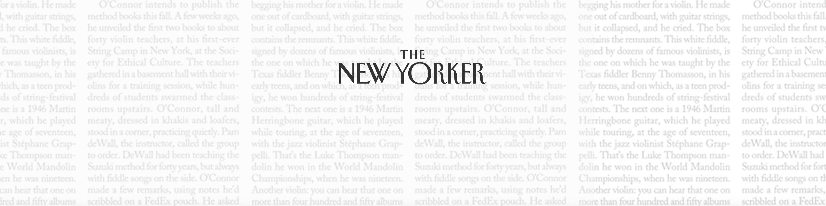 The New Yorker for Paperless Post